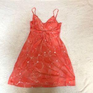 Orange / Coral Dress